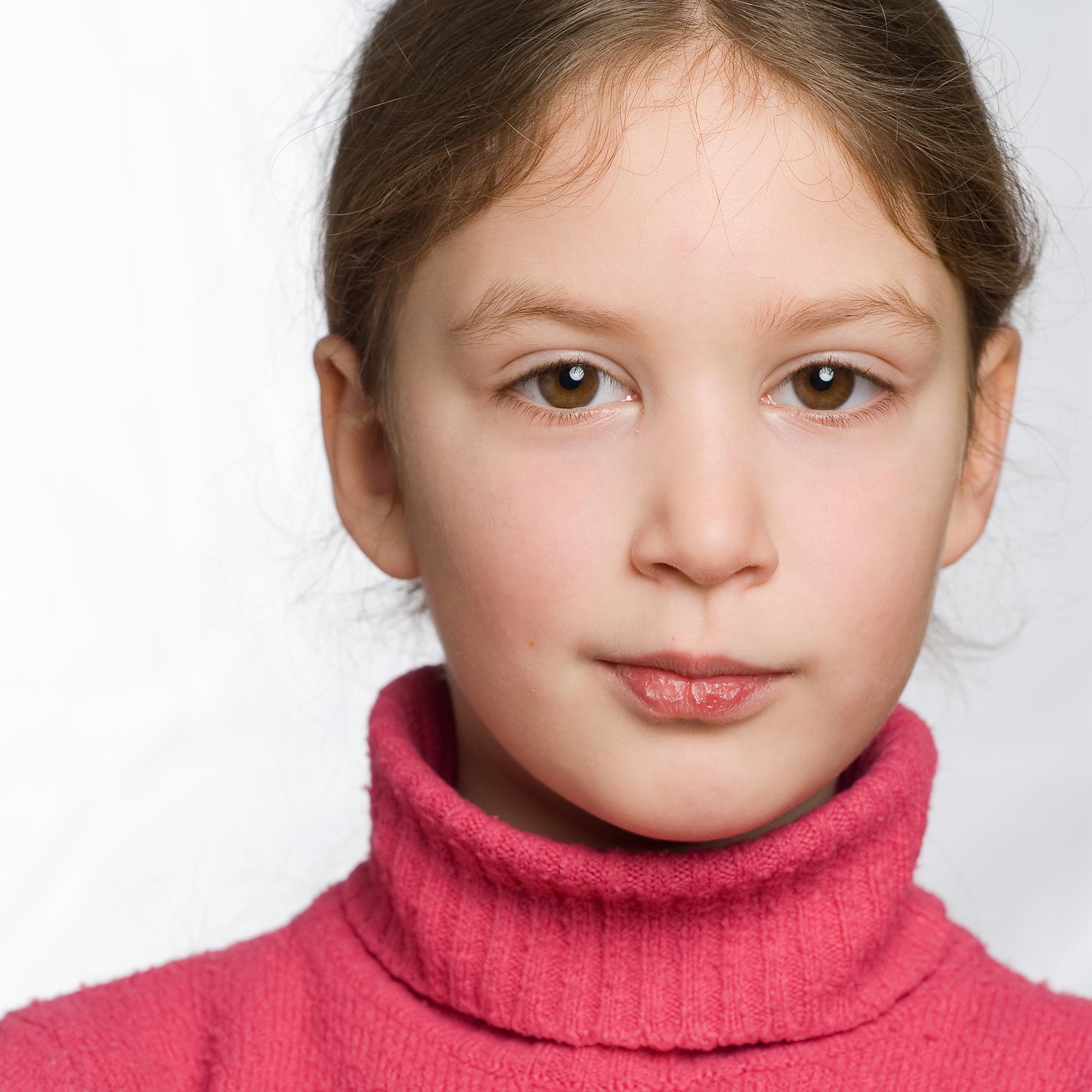 "Porträt - Project ""Kinder Deutschlands"", ©martinahenschke"